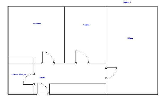 Vente Appartement 39m² T2 33000_10