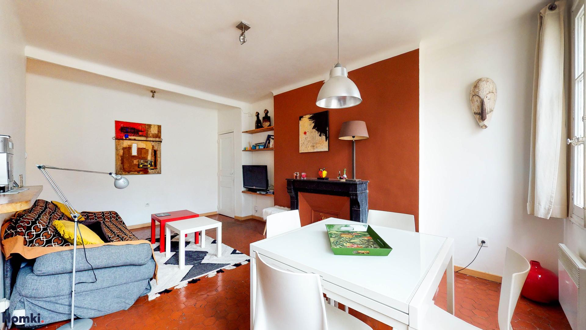 Vente Appartement 52 m² T2 13002_3