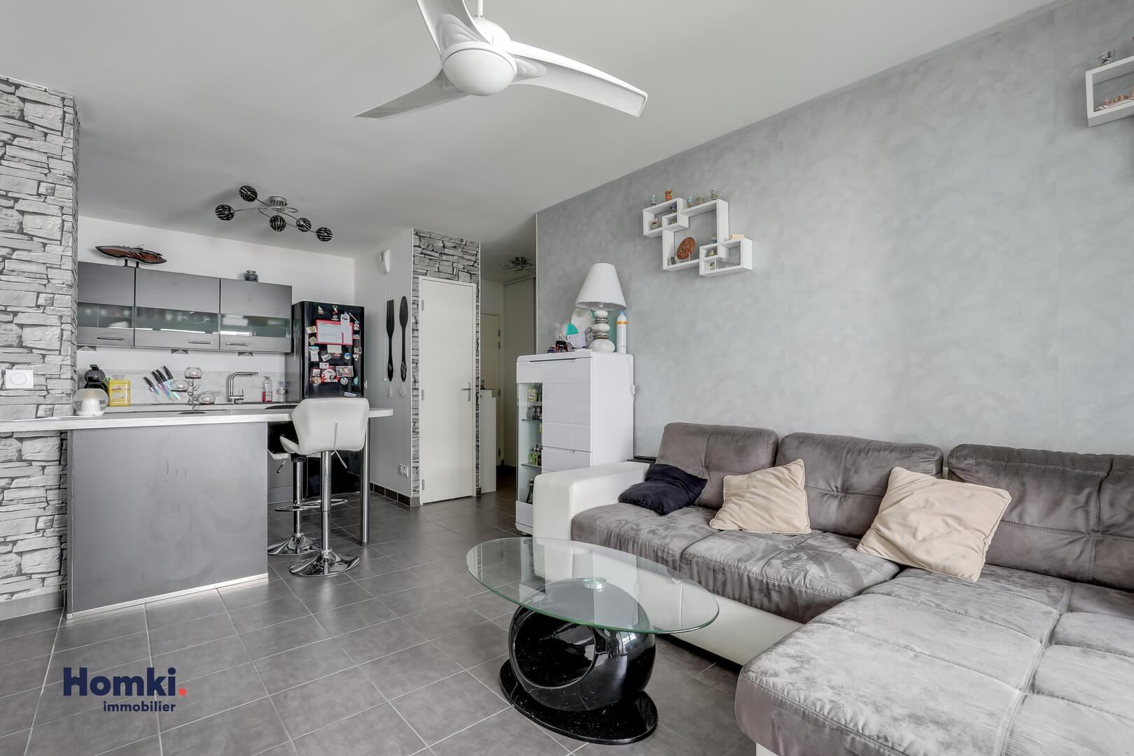Vente Appartement 57m² T3 69200_4