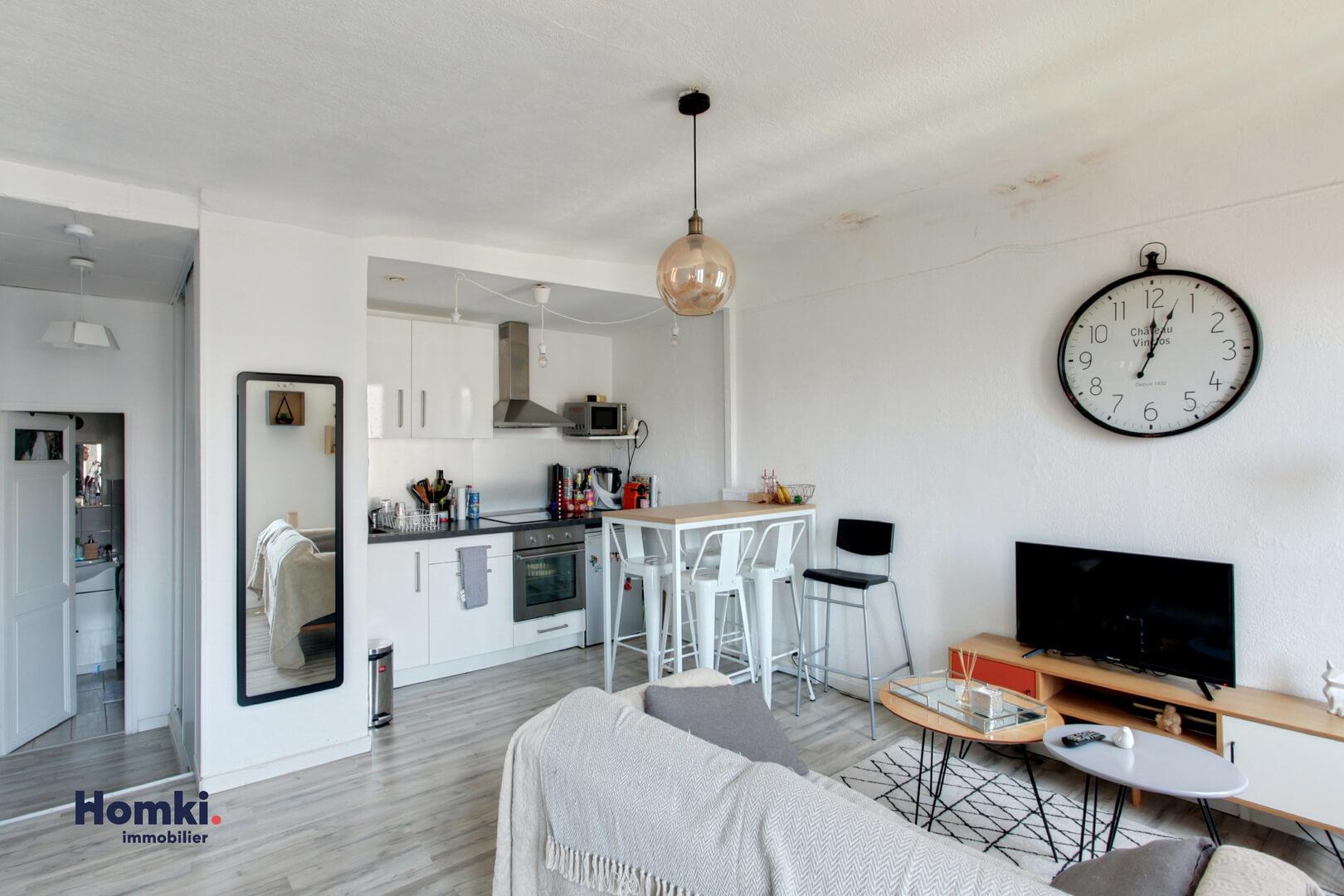 Vente Appartement 33 m² T2 13006_3