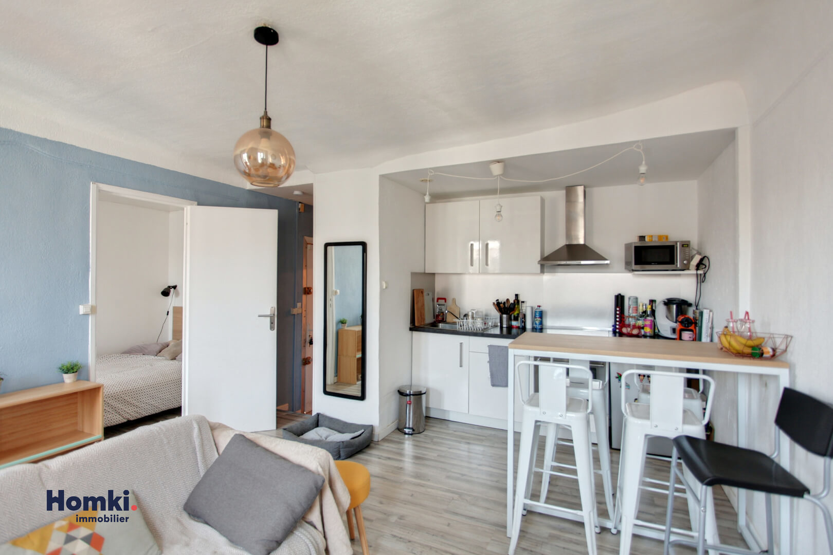 Vente Appartement 33 m² T2 13006_2