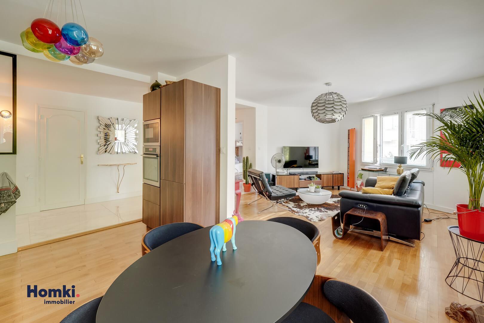 Vente Appartement 92m² T3 38000_3