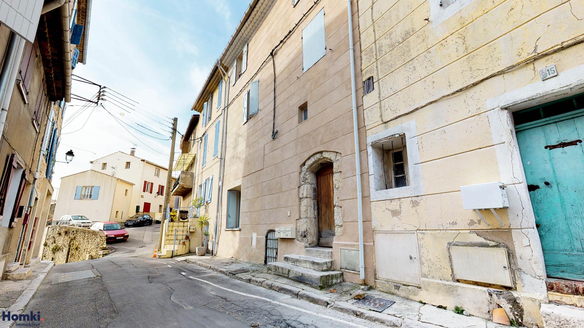 Vente Appartement 28 m² T1 13710_6