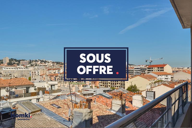 Vente Appartement Marseille 13008  T4 Rouet_1