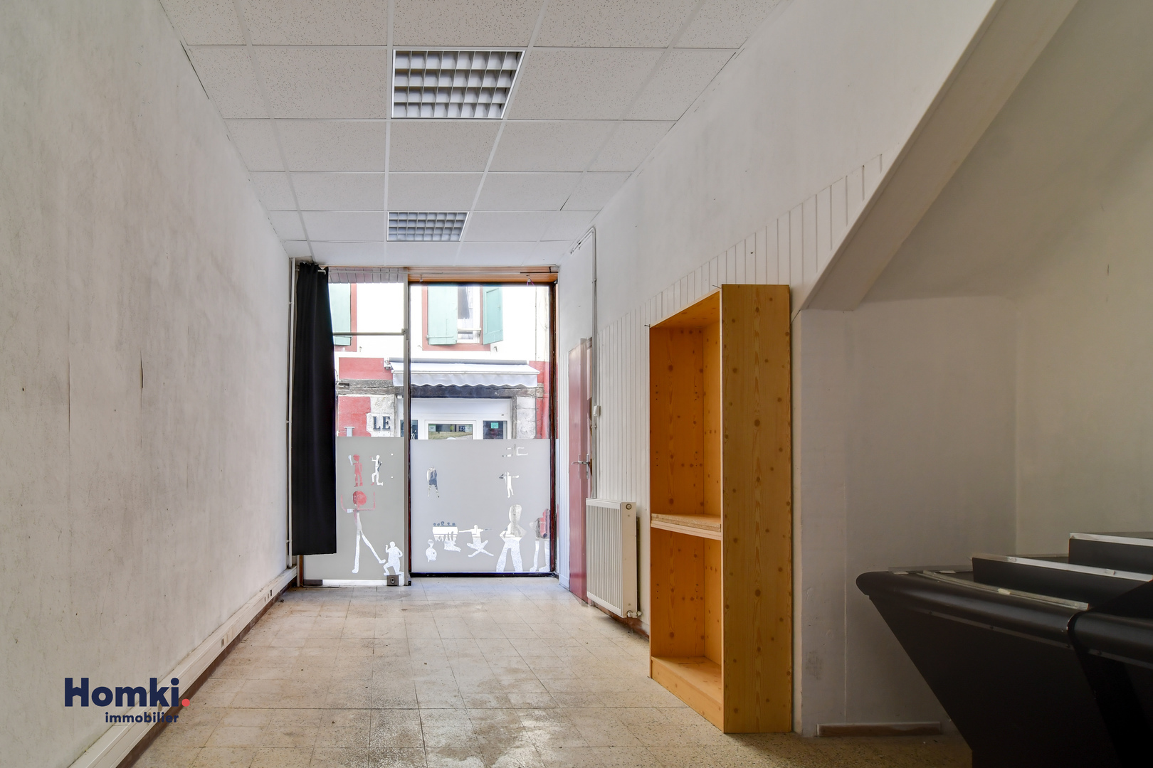 Vente maison de ville immeuble digne les bains immobilier agence immobilière digne les bains 104m² T4 04000