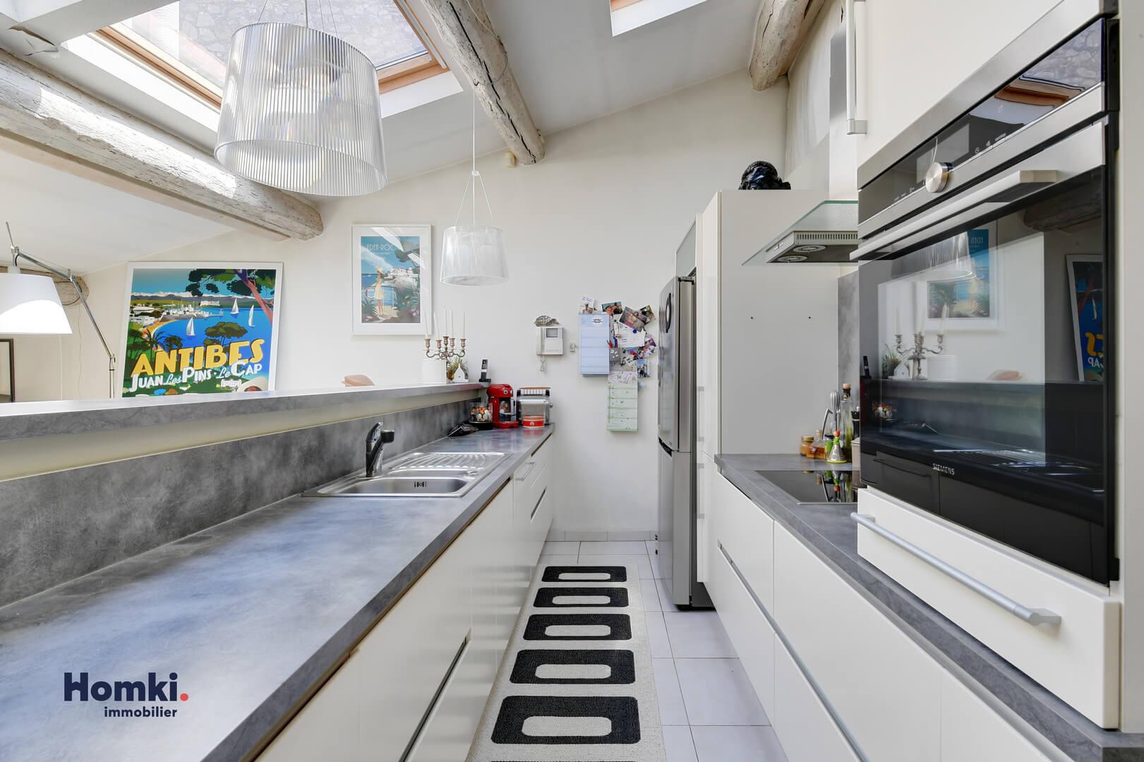 Vente appartement duplex Antibes 06600 T4 90m²_6