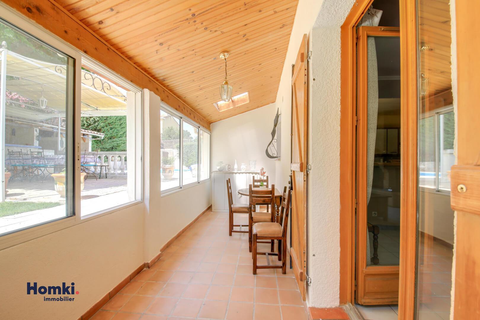 Vente maison villa Marseille Olives 13014 T6_11