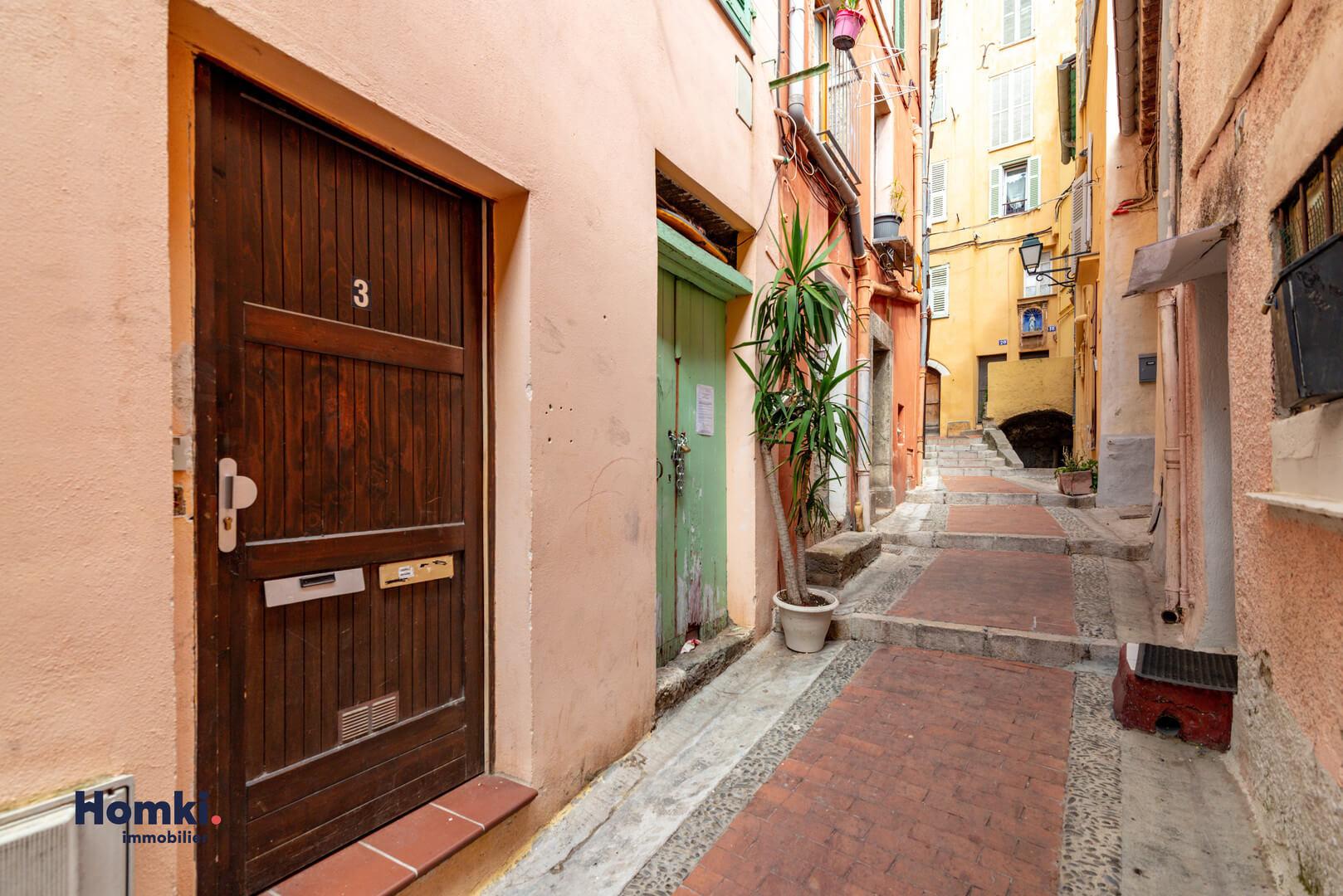 Vente appartement Menton T2 06500 Côte d'Azur French Riviera Investissement_8