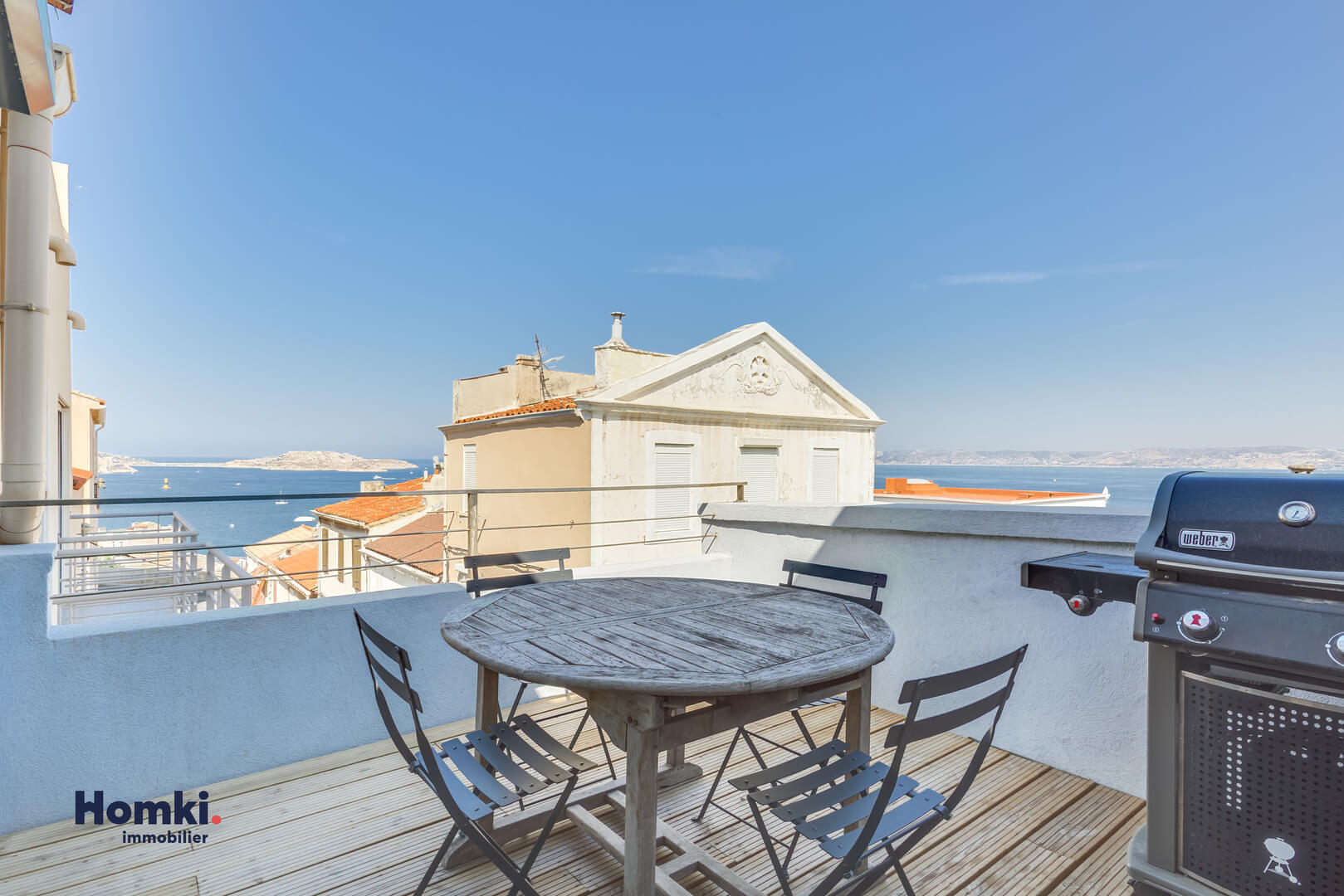 Vente maison 100 m² T4 13007_2