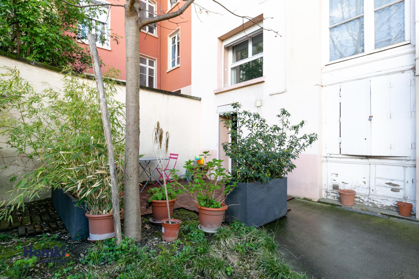 Vente appartement 115m² T3 69100_12