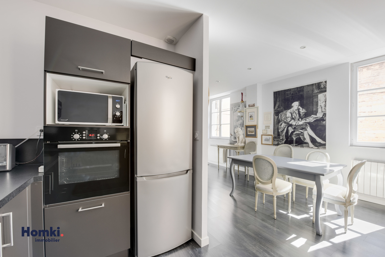 Vente Appartement 86m² T3 69250_5