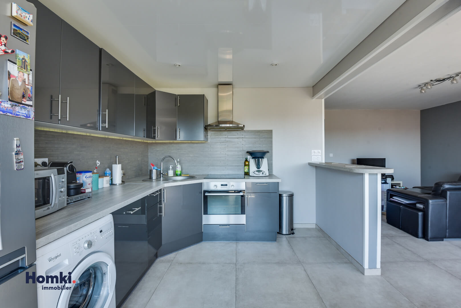Vente Appartement 72 m² T3 13014 Marseille_5