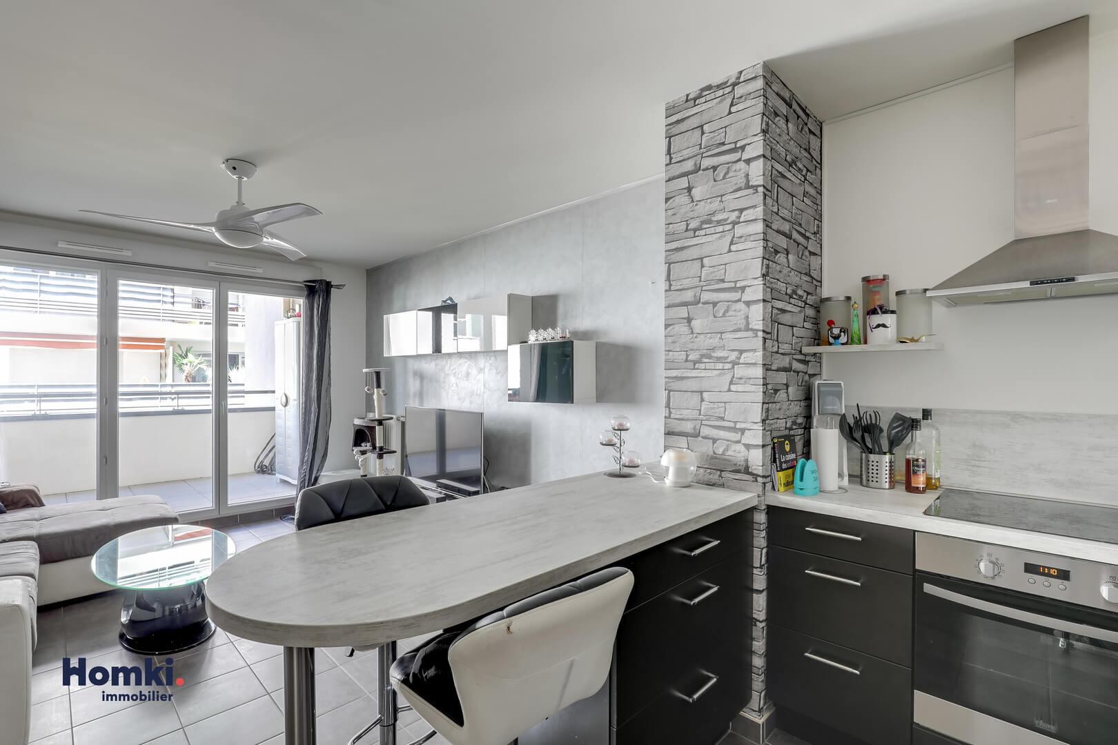 Vente Appartement 57m² T3 69200_5
