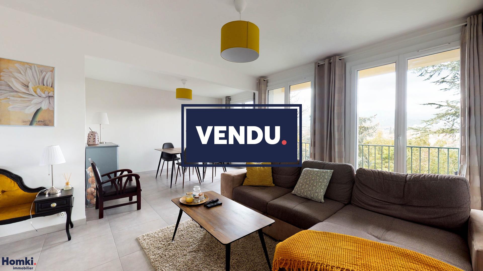 Vente Appartement 76 m² T4 13120_1