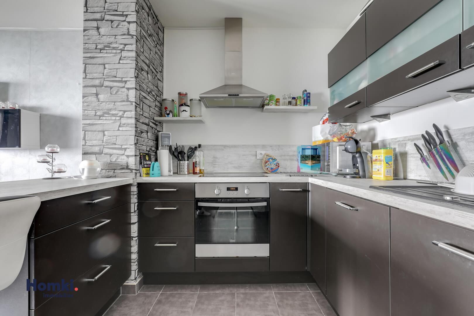 Vente Appartement 57m² T3 69200_7