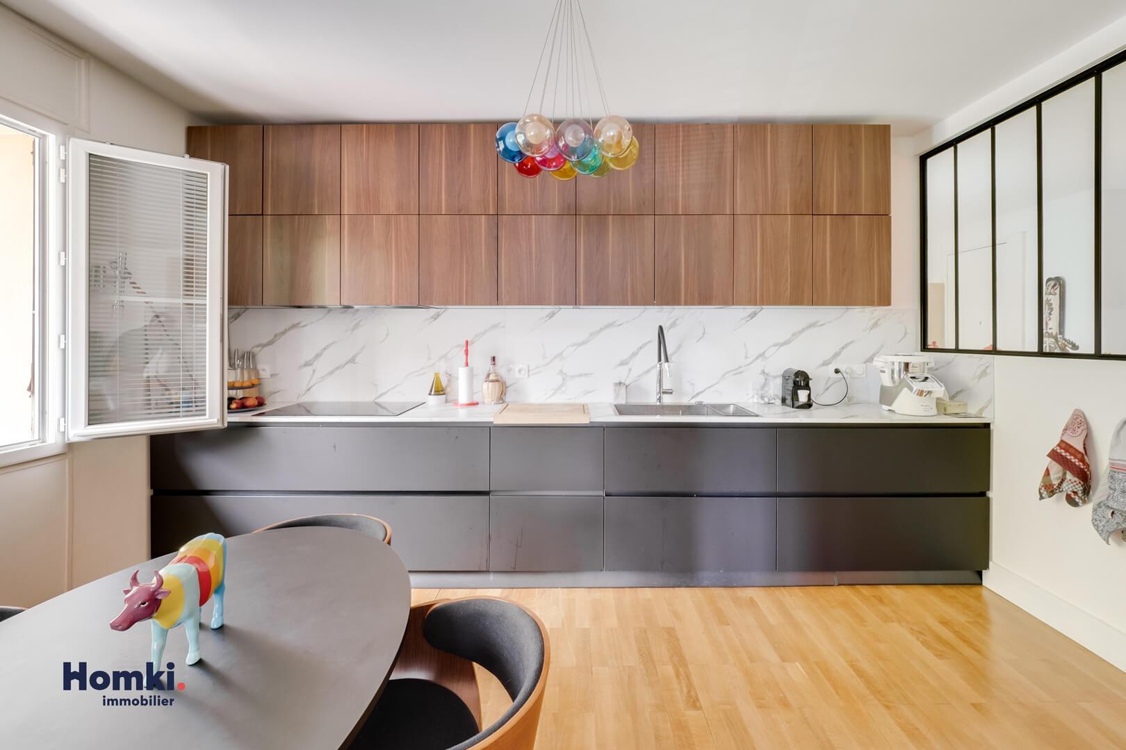 Vente Appartement 92m² T3 38000_7