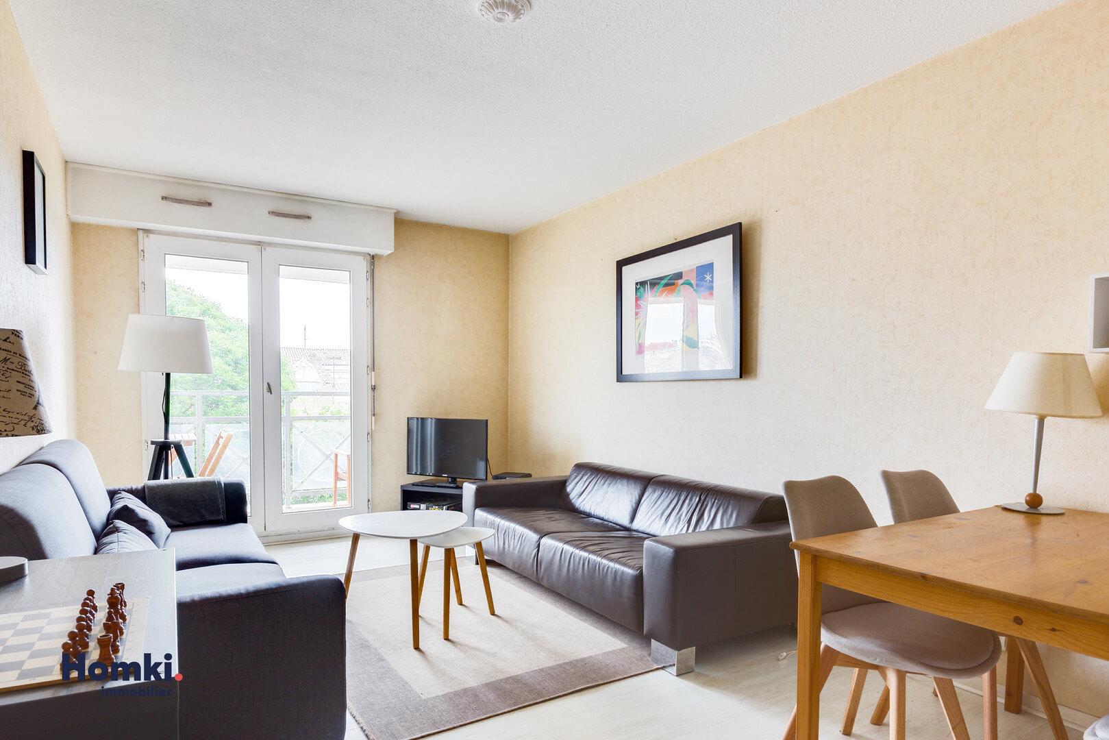 Vente Appartement 39m² T2 33000_2
