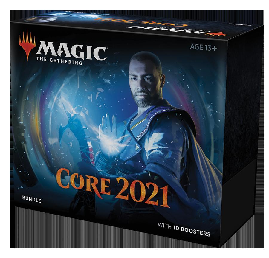 Core Set 2021 Bundle inglés