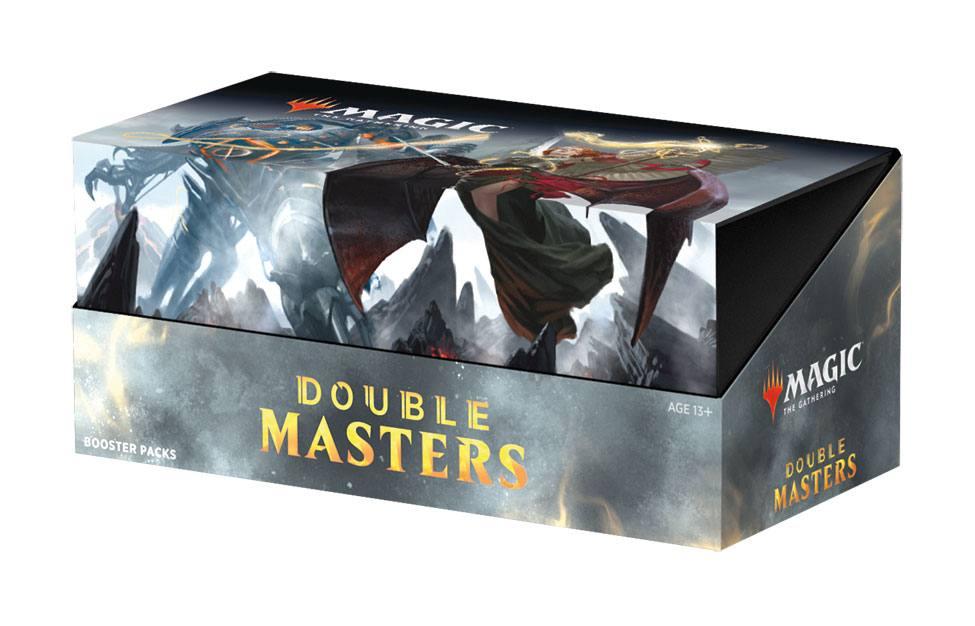Double Masters Caja de Sobres  (24) inglés