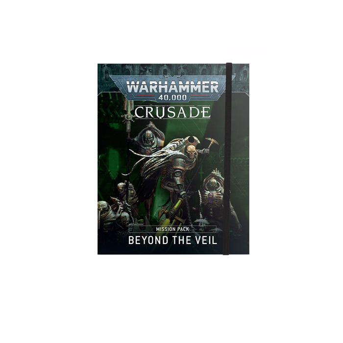 BEYOND THE VEIL CRUSADE MISSION PACK ESP