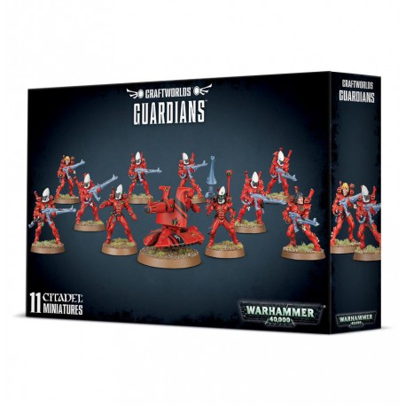 GUARDIANS CRAFTWORLDS