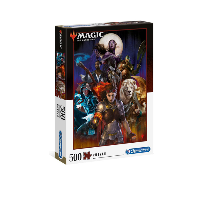 PUZZLE MAGIC THE GATHERING PLANESWALKER