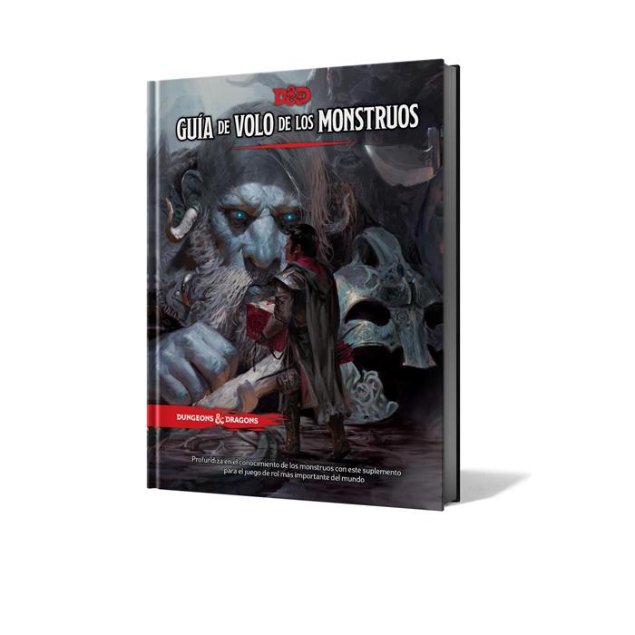 GUÍA DE VOLO DE LOS MONSTRUOS, DUNGEONS AND DRAGONS