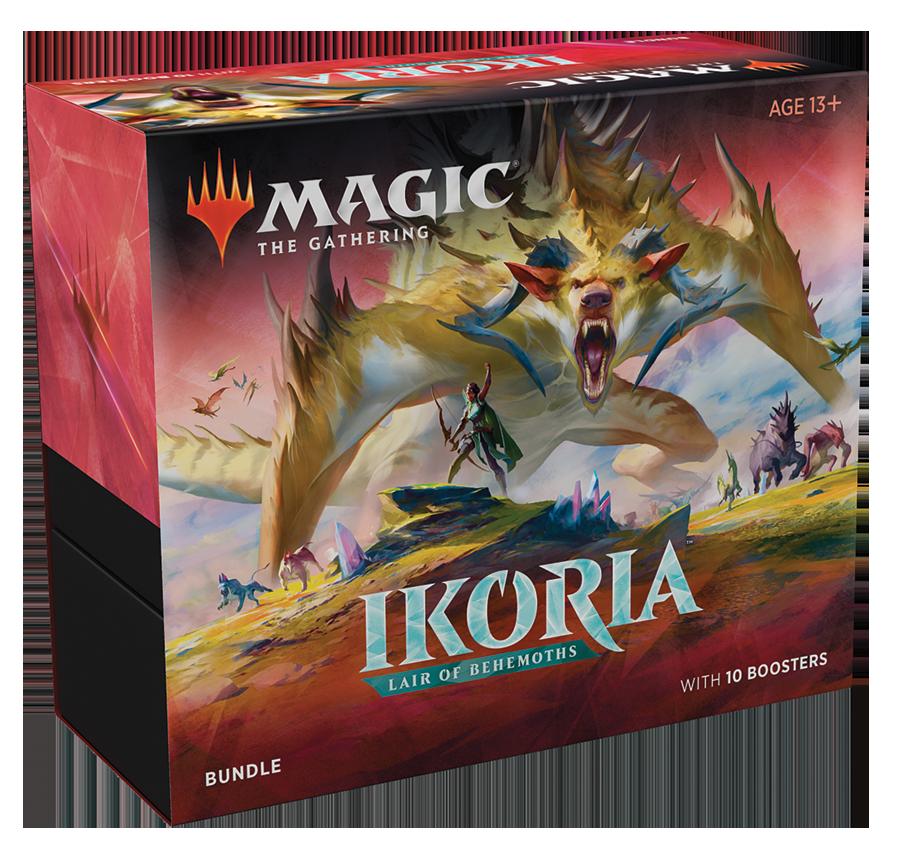 Ikoria: Lair of Behemoths Bundle inglés
