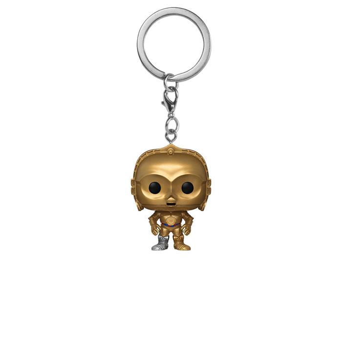 LLAVERO POP! C-3PO