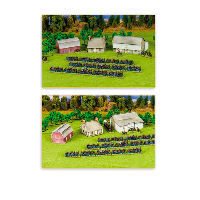EPIC BATTLES: AMERICAN CIVIL WAR SCENERY PACK