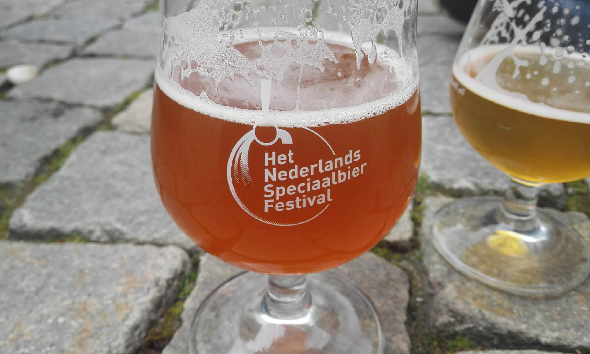 Genomen op het Nederlands Speciaalbier Festival