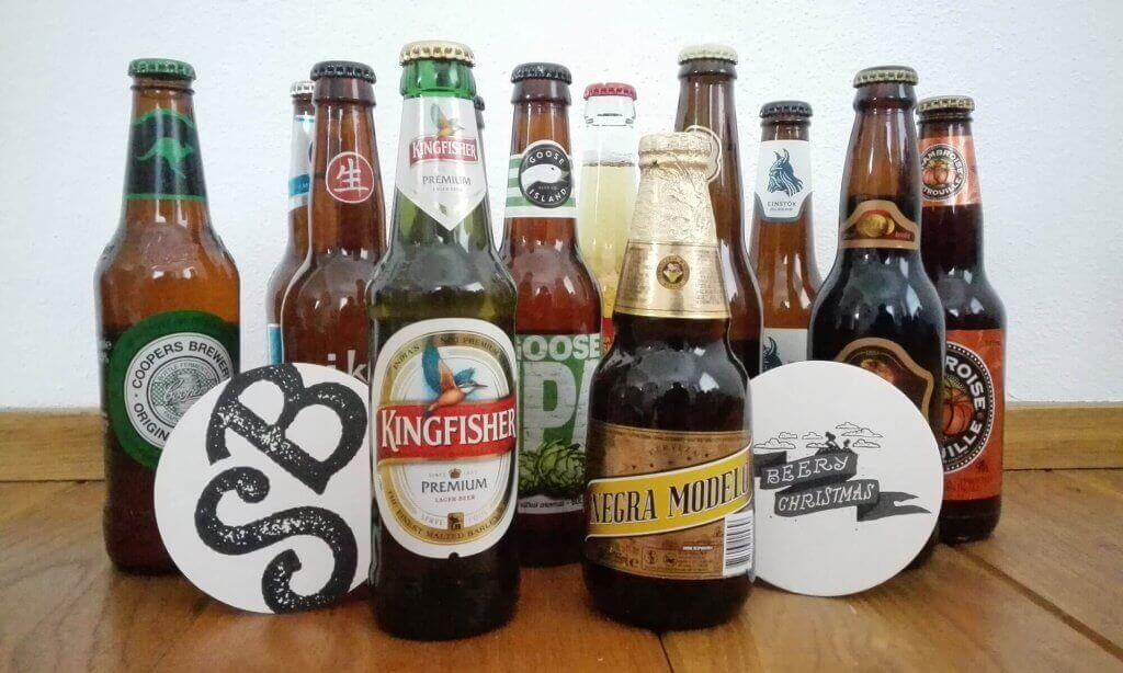 Bestelde bieren van Hopt