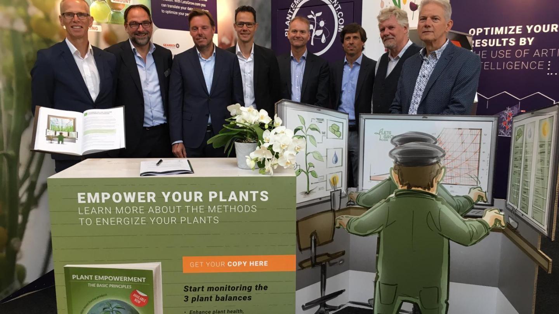 Nieuw samenwerkingsverband voor Plant Empowerment