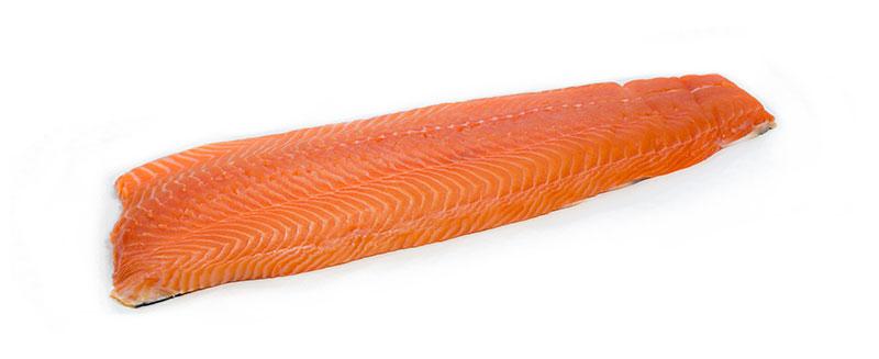 Schottischer Lachs mit Sauerampfer Sauce