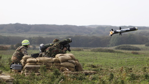 Raf regiment soldiers firing javelin anti tank guided missile mod 45153855
