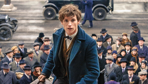Fantastic beasts and where to find them eddie redmayne qam2