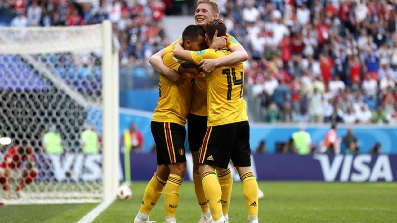 Belgium defeated England on the World Cup and became the bronze medalist of the tournament D356c3f691097bb8b