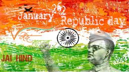 26-January-Republic-Day-Netaji-Subash-Chandra-Bose-Picture