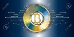 90434051-bandera-dorada-de-bitcoin-con-líneas-tecnológicas-futuristas-criptomoneda-digital-vector-fondo-oscuro-del