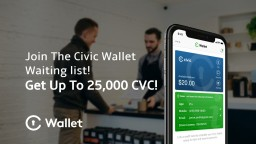 1 Civic CVC Giveaway Airdrop Bounty Free Tokens Free Crypto ETH Cryptocurrency Altcoins BTC LTC ETH