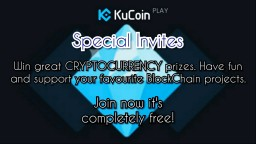 Free Crypto Cryptocurrency KuCoin Play Airdrop Bounty Giveaway Altcoins ETH BTC EOS NRG