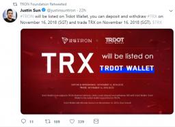 trx trade