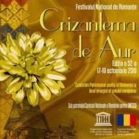 Crizantama de aur ed. 52-a 2019