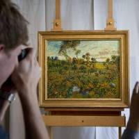 Picturi uitate şi regăsite din oraş
