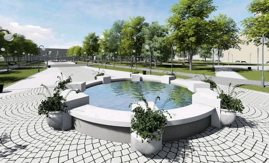 Noile planuri de modernizare a Parcului Mitropoliei 19-11-21