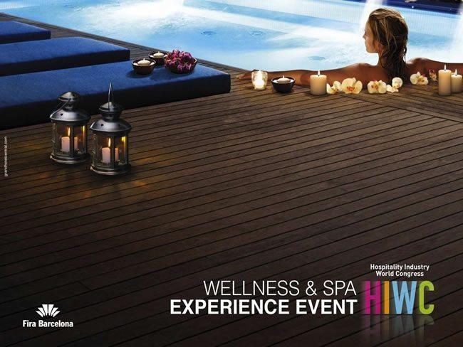 Wellness & Spa Experiences, un nouveau congrès dédié au bien-être dans le cadre du salon Piscina Barcelona