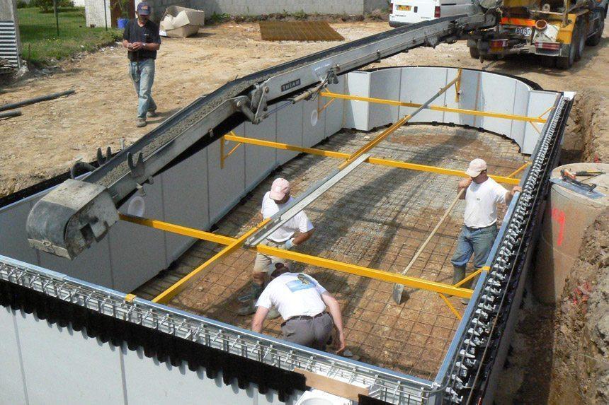 Structura Feat, un système ingénieux de construction béton