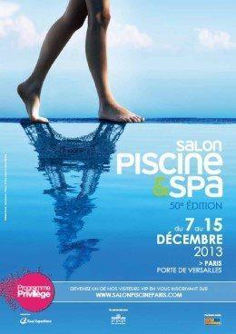 Le Salon Piscine & Spa célèbre 50 ans d'existence