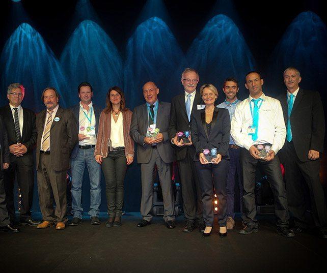Piscine Global 2014 - Trophées de l'innovation