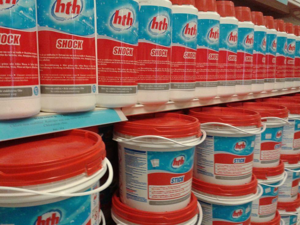 L'hypochlorite de calcium, une solution efficace pour éviter la sur-stabilisation